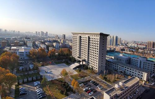 山西省晋中市委市政府办公大楼