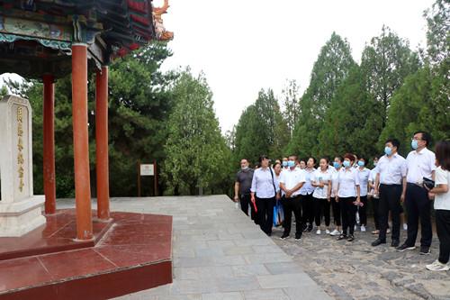 集团公司党委开展纪念中国共产党成立99周年主题党日活动